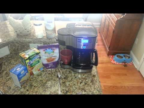My Hamilton Beach The Scoop Two Way Brewer Coffee Maker Review