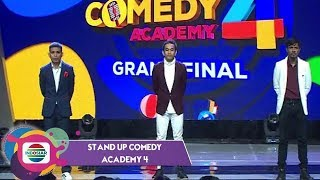 Video Detik-Detik Penentuan Juara Stand Up Comedy Academy 4 MP3, 3GP, MP4, WEBM, AVI, FLV April 2019