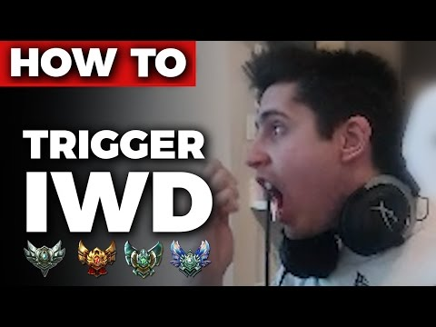 HOW TO TRIGGER IWDominate