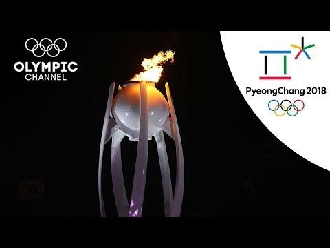 The Pyeongchang 2018 Opening Ceremony Highlights | Winter Olympics 2018 | PyeongChang (видео)