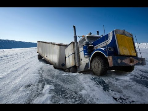 The Ice Road Truckers: Full Documentary - Classic Docs