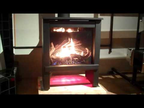 True North TN24 - Freestanding Gas Stove