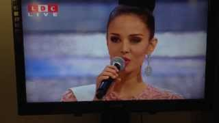 Miss World 2013 Q&A - Megan Young's Winning Speech