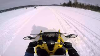 1. Ski-Doo MXZ-x 1200 4-tec Kenora Ontario