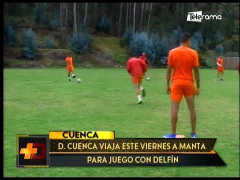 Deportivo Cuenca viaja este viernes a Manta para juego con Delfín
