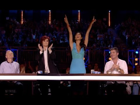 Filipino Girl Shocks The Entire Stage Again With Defying Gravity   Boot Camp   The X Factor UK 2017
