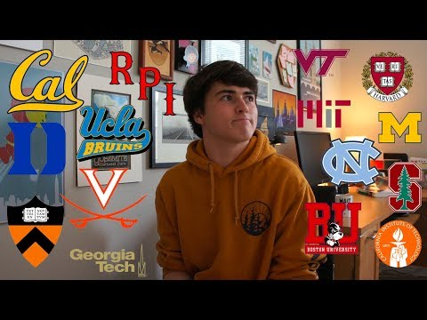 REACTING TO COLLEGE DECISIONS