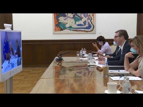 Διάλογος Σερβίας- Κοσόβου: Ραντεβού την Πέμπτη στις Βρυξέλλες…