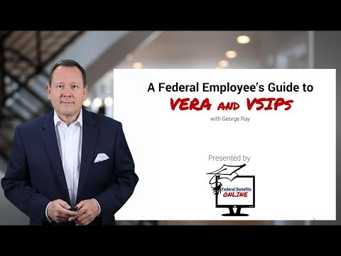 A Federal Employee's Guide to VERA and VSIPs