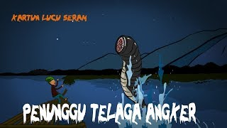 Video Mancing di danau angker-Kartun hantu lucu MP3, 3GP, MP4, WEBM, AVI, FLV Januari 2019