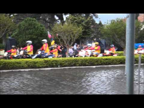 2012-09-09-Tropeiros de Faxinal do Soturno RS no Desfile de 7 de Setembro