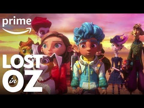 Lost in Oz Season 1, Part 2 - Official Trailer | Prime Video Kids
