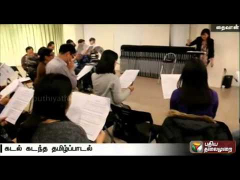 Reporter-about-the-interests-of-Taiwan-people-on-Tamilnadus-music