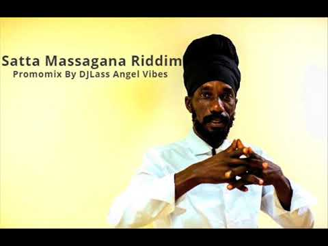Satta Massagana Riddim Mix Feat. Morgan Heritage, Capleton, Sizzla, (April Refix 2018)