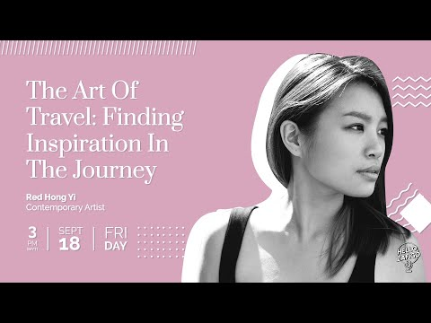 Hello Zafigo Session #7 | The Art of Travel: Finding Inspiration in the Journey