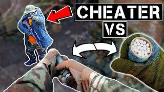 Airsoft CHEATERS vs 300 ROUND 40MM Grenade Launcher(Fun Version)