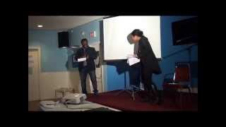 Ethiopian Short Drama At Haddis Nigat Arts Forum Special Event Toronto