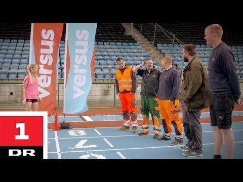 Rigtige mænd vs. rigtig løber | Versus | DR1