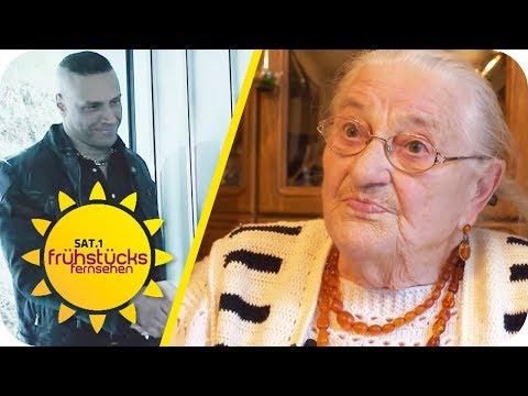 Hilflose Rentnerin von Händlern betrogen: Mehrere Tausend Euro weg | SAT.1 Frühstücksfernsehen
