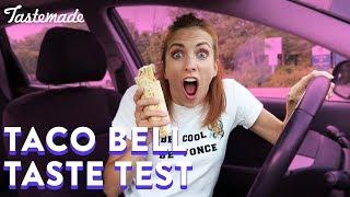 Taco Bell Secret Menu Taste Test | Julie's Drive Thru by Tastemade