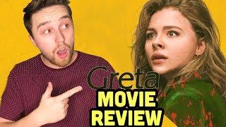 Greta (2019) - Movie Review (Chloe Grace Moretz new movie)