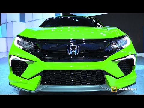 new honda civic concept 2016