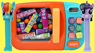 Download Lagu My Little Pony PEZ Dispensers & MAGICAL MICROWAVE Mp3