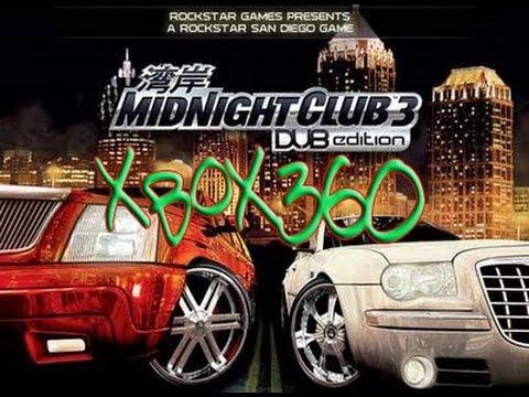 midnight club 3 dub edition remix xbox cheats