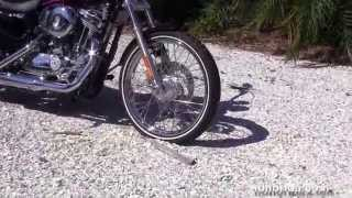 5. 2014 Harley Davidson Sportster Seventy-Two  - Used Motorcycles for sale