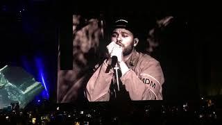 Video Pray For Me / Starboy - The Weeknd (Coachella 2018) MP3, 3GP, MP4, WEBM, AVI, FLV Oktober 2018