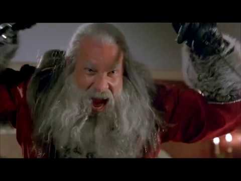 Santa's Slay - Dinner Scene