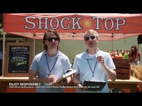 Beer Festival Shockwave & Flytalker UCB Prank Episode 2 – Shock Top Lemon Shandy