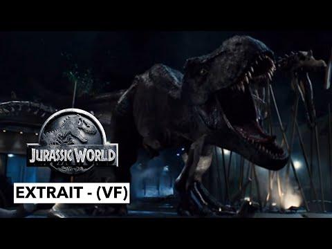 Jurassic World   extrait : le combat final   (VF)