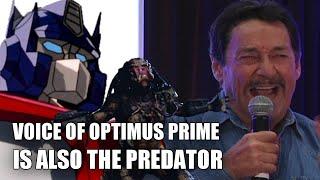 Video Voice of Optimus Prime is also The Predator (vocalizations by Peter Cullen) MP3, 3GP, MP4, WEBM, AVI, FLV Juni 2018
