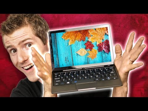 The SMALLEST No-Compromises Laptop - GPD P2 Max Ultrabook