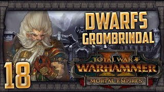 THE BATTLE OF DAWI WOODS | WARHAMMER II - Mortal Empires (Dwarfs) #18