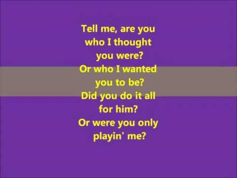"Me And You With Lyrics (From The DCOM ""Let It Shine"")"