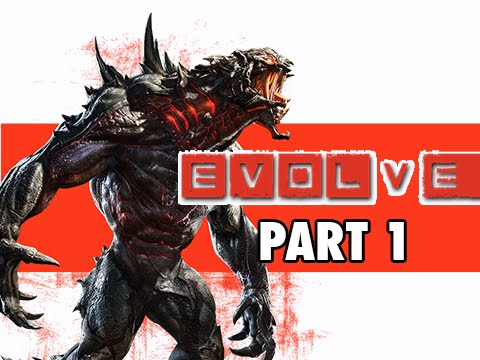 monster - Evolve Gameplay Walkthrough Part 1- Goliath Monster (1080p Next Gen Only) https://www.youtube.com/watch?v=CayYy7_aIGs Evolve is an asymmetrical multi-player game, pitting four player-controlled...