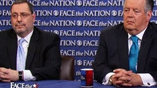 Face The Nation with Bob Schieffer - Does the left or the right own religion?