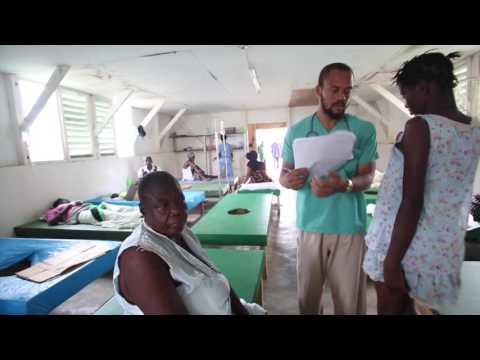 Le Nouvelliste Haiti: Le choléra flambe Jérémie