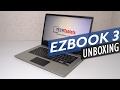Jumper EZBook 3 Unboxing, First Look & Internals