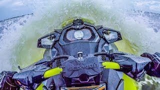 3. First time riding in the ocean with 2018 Sea Doo RXP X 300