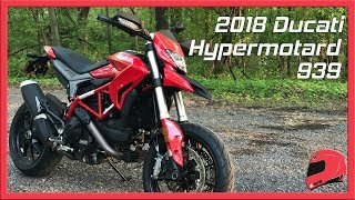 4. 2018 Ducati HyperMotard 939 Review