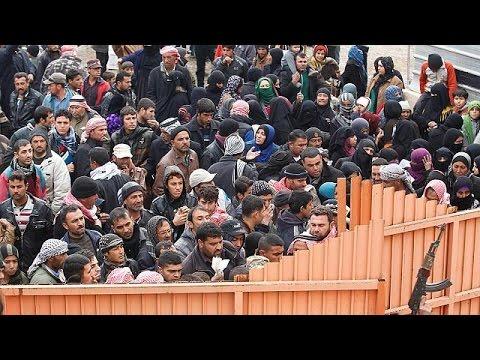 Δύσκολος χειμώνας για τους χιλιάδες εκτοπισμένους στο Β.Ιράκ