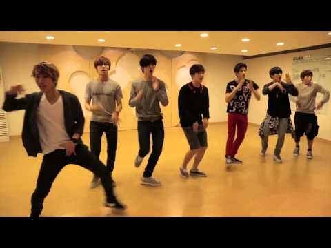 wow - Pls Do Not Reupload* *Take out with full credits* BTOB - WOW Dance Practice Cut originally cut from Lim Hyunsik Sik's Sense Ep7.