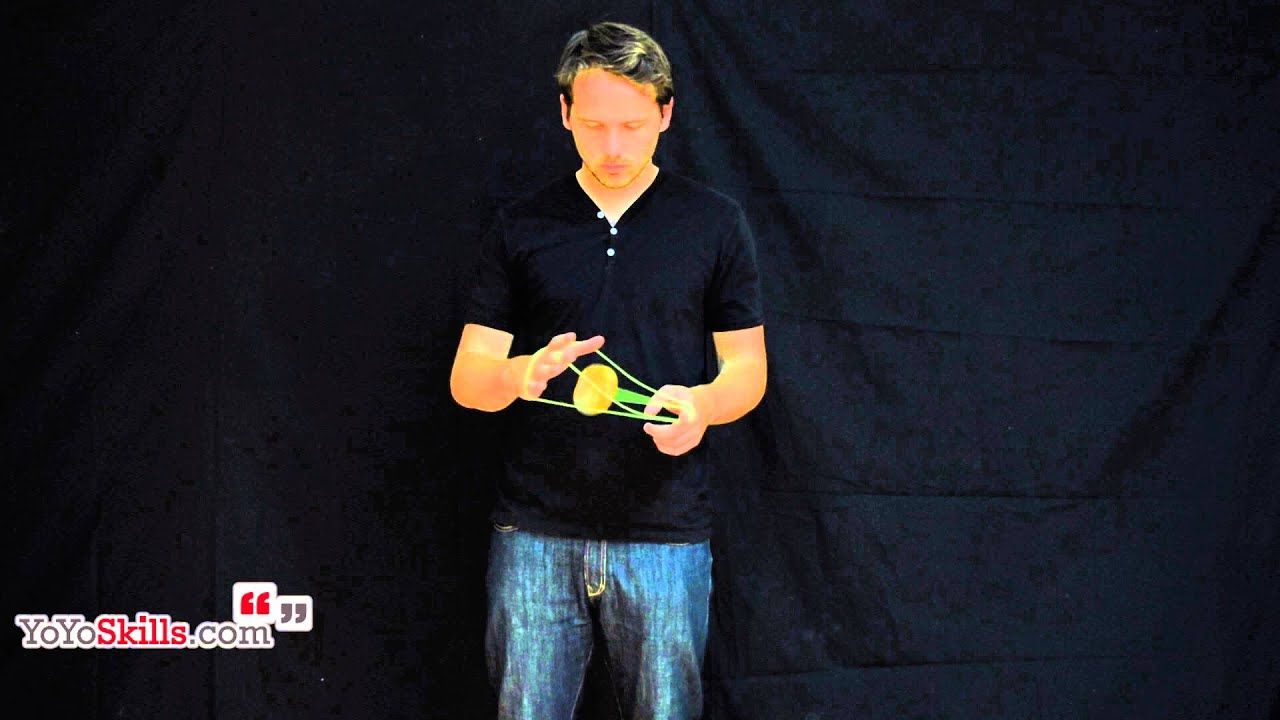 YoYoSkills Tutorials: Wrist Mount- Intermediate Yo-Yo Trick Tutorial from Sam Green