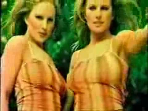 banned Coors Light beer commercial – Twins