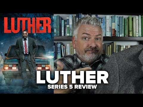 Luther Series 5 (2019) BBC Series Review