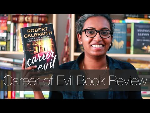 Career of Evil by Robert Galbraith | Book Review