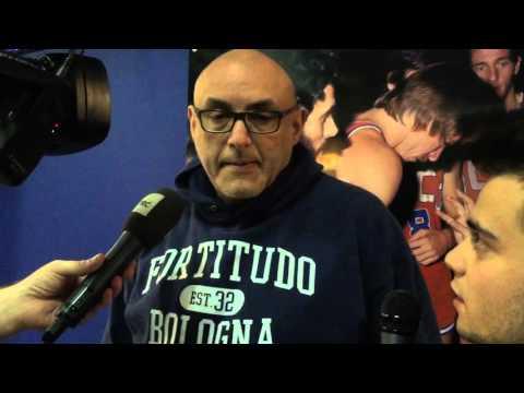 Fortitudo, Matteo Boniciolli pre match Agropoli